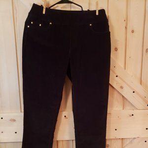 Kim Rogers Women's Corduroy Pants (6)